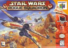 Star Wars Nintendo 64 Video Games