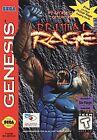 Industrial Primal Rage Video Games
