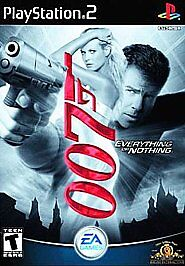 PlayStation2 : James Bond 007: Everything or Nothing VideoGames