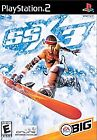SSX 3 Sony PlayStation 2 Video Games