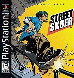 Street-Sk8er-PS1-Great-Condition-Fast-Shipping