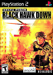 Details about DELTA FORCE BLACK HAWK DOWN PS2 PLAYSTATION 2 DISC ONLY