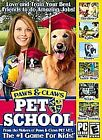Paws & Claws: Pet School (PC, 2006)