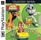 Disney's Collectors' Edition (2004) (Sony PlayStation 1, 2004)