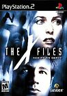 X-Files: Resist or Serve (Sony PlayStation 2, 2004)