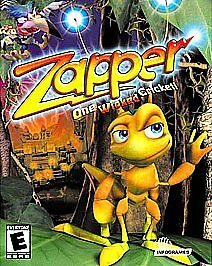 ZAPPER-PC-Action-Adventure-Game-NEW-One-Wicked-Cricket