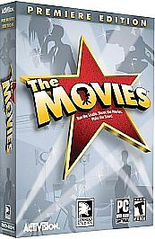 The Movies: Premiere Edition (DVD), Good Windows XP, Pc Video Games