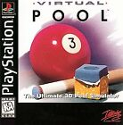 Virtual Pool (Sony PlayStation 1, 1996)