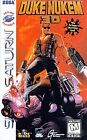 Duke Nukem 3D (Sega Saturn, 1997)