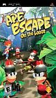 Ape Escape: On the Loose  (PlayStation Portable, 2005) (2005)