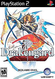 Drakengard 2 (Playstation 2, 2006) Free Shipping!