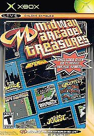 Midway-Arcade-Treasures-w-MANUAL-GREAT-XBOX-Game