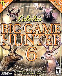 Cabela's Big Game Hunter 6 (PC, 2002)