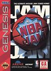 Arcade Basketball Sega Genesis Video Games