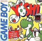 Yoshi (Nintendo Game Boy, 1992)