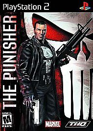 The Punisher, Playstation 2 game ~ Complete
