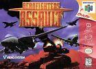 Nintendo Video Games AeroFighters Assault