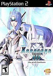 Xenosaga-Episode-III-3-Also-Sparch-Zarathustra-NEW-Sony-Playstation-2