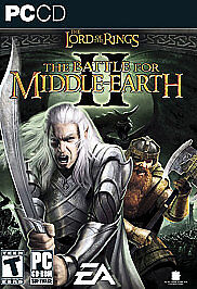 Lord-of-the-Rings-The-Battle-for-Middle-earth-II-PC-2006-New-Sealed-in-box