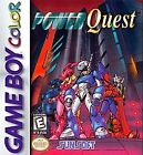 Power Quest (Nintendo Game Boy Color, 1999)