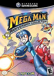 megaman anniversary collection gamecube