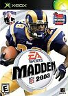Madden NFL 2003 (Microsoft Xbox, 2002) - European Version