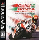 Castrol Honda Superbike Racing (Sony PlayStation 1, 1999)