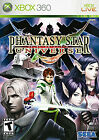 Phantasy Star Universe (Microsoft Xbox 360, 2006)