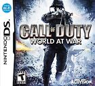 Call of Duty: World at War  (Nintendo DS, 2008) (2008)