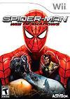 Spider-Man: Web of Shadows (Nintendo Wii, 2008)