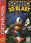 Sonic 3D Blast SEGA Video Games