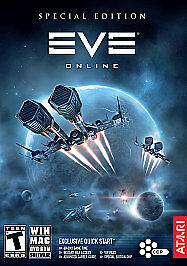 Details about Special Edition Eve Online Exclusive Quick Start DVD NO KEY  #10