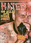 Hated - GG Allin  The Murder Junkies (DVD, 1999)