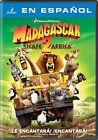 Madagascar: Escape 2 Africa (DVD, 2009, Sensormatic Spanish Language Packaging/ Full Frame)