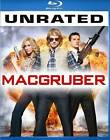 MacGruber (Blu-ray Disc, 2010, Rated/Unrated)