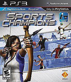 Sports Champions (Sony PlayStation 3, 2010)