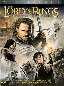 The Lord of the Rings: The Return of the King (DVD)Full Screen