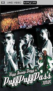 Snoop-Dogg-Puff-Puff-Pass-Tour-2005-UMD-New