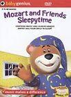 Baby Genius - Mozart and Friends Sleepytime (DVD, 2004)