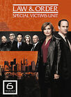 Law  Order: Special Victims Unit - The Sixth Year (DVD, 2008, 5-Disc Set)