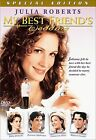 My Best Friends Wedding (DVD, 2001, Special Edition)
