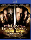 The Man in the Iron Mask (Blu-ray/DVD, 2010, 2-Disc Set, Canadian)