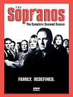 The Sopranos - The Complete Second Season (DVD, 2001, 4-Disc Set, Canadian French)