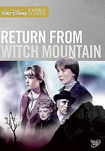 Return-From-Witch-Mountain-DVD-Canadian-NEW-Free-Shipping-in-Canada
