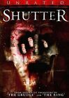 Shutter (DVD, 2009, Unrated Edition)