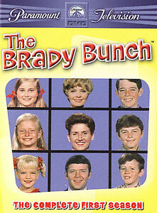 The Brady Bunch - The Complete First Season (DVD, 2005, 4-Disc Set)