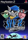 Sly 2: Band of Thieves  (Sony PlayStation 2, 2004) (2004)