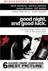Good Night, And Good Luck (DVD, 2006)