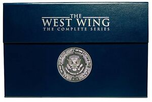 West-Wing-The-Complete-Series-Collection-DVD-2006-45-Disc-Set