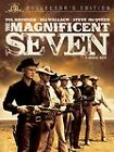 The Magnificent Seven (DVD, 2009, Collectors Edition)